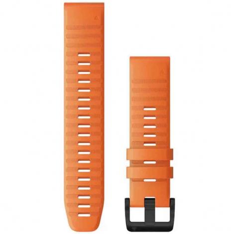 Bracelet QuickFit® Orange - 22mm - Garmin - 010-12863-01