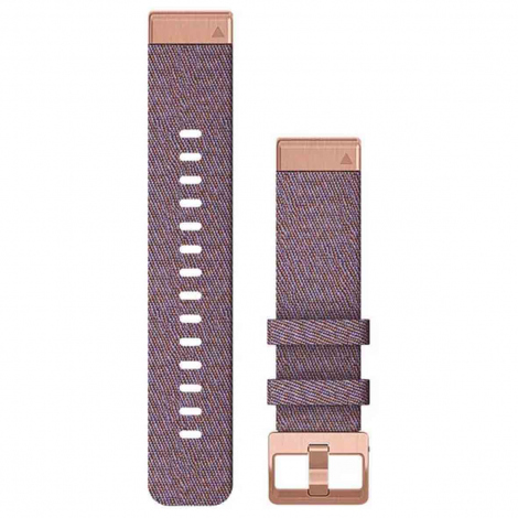 Bracelet QuickFit® Pourpre - 20mm - Garmin - 010-12873-00