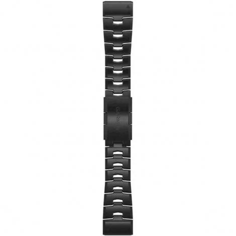 Bracelet QuickFit® Titane et carbone - 26mm - Garmin - 010-12864-09