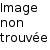 Chaine en or blanc 9 carats motif trèfle et cœurs 0.95g Chrystel - 9K7750GR