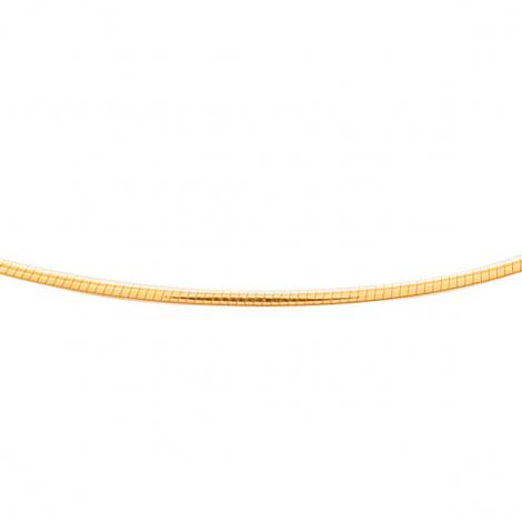 Chaine en or Maille Oméga 1.5 mm Kira - 2263.2