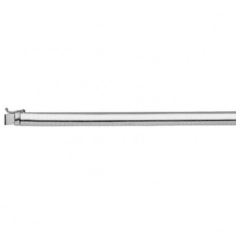 Chaine en or Maille Oméga 4 mm Lisa - 2489.4G