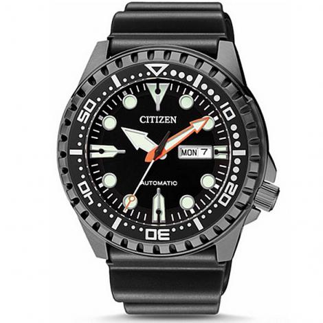 Citizen Mechanical Automatique 46 mm- NH8385-11EE