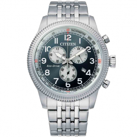 Citizen Military 43 mm- AT2460-89L