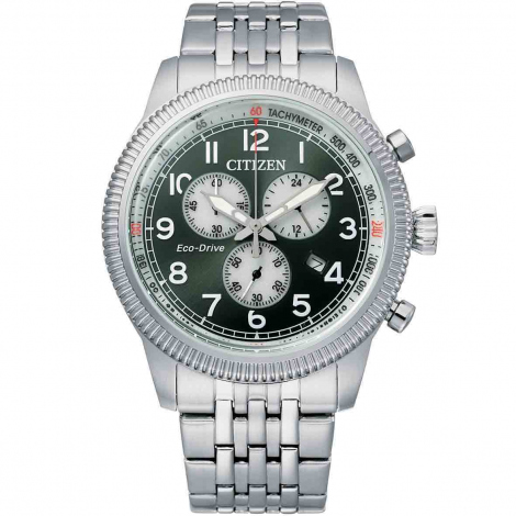 Citizen Military 43 mm- AT2460-89X