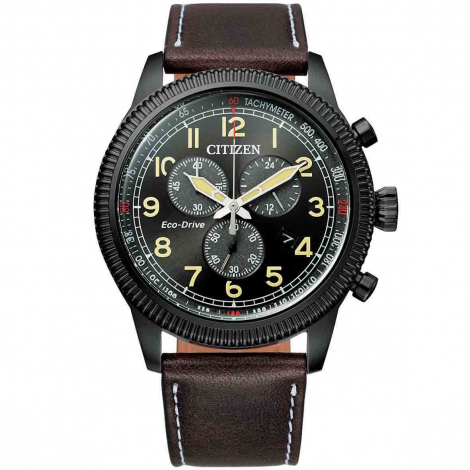 Citizen Military 43 mm- AT2465-18E