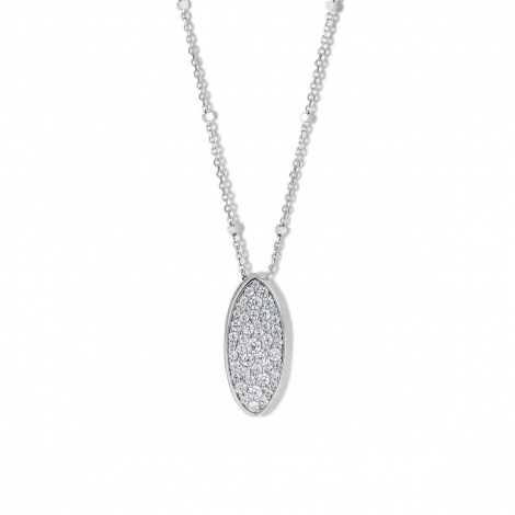 Collier argent Naiomy Silver - Femme - Eternelle - N9J14
