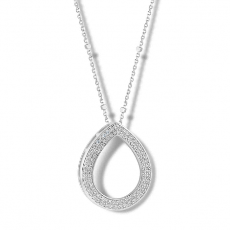 Collier argent Naiomy Silver - Femme - Pasionaria - N9R05