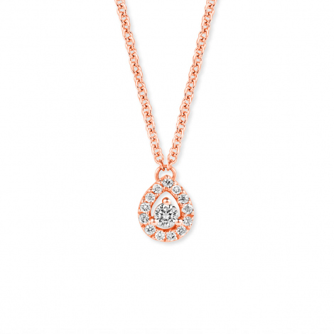 Collier  diamant 0.05 ct One More Salina 060460A
