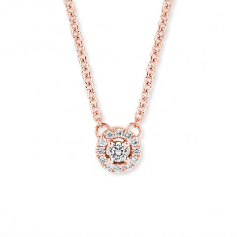 Collier  diamant 0.05 ct One More Salina 92BI24A