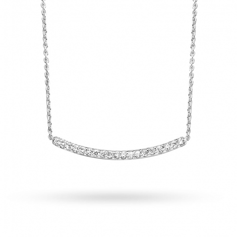 Collier  diamant 0.075 ct One More Ischia 052416A