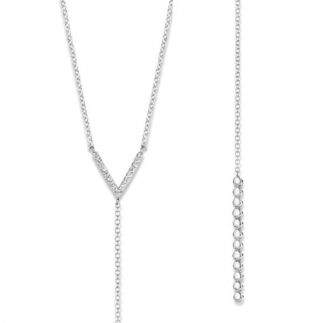 Collier  diamant 0.09 ct One More Ischia 057682A