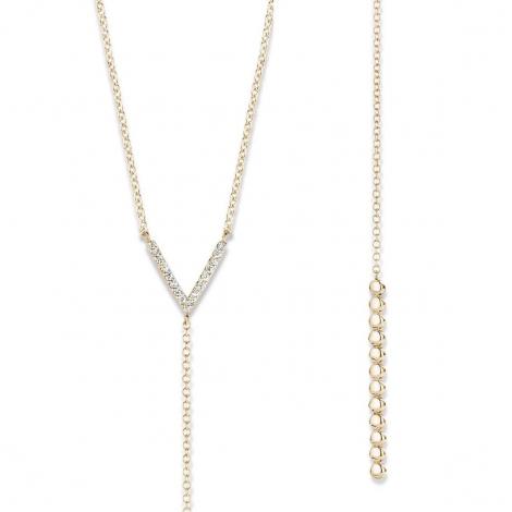Collier  diamant 0.09 ct One More Ischia 057707A