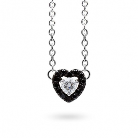 Collier  diamant 0.10 ct One More Salina 048356A2