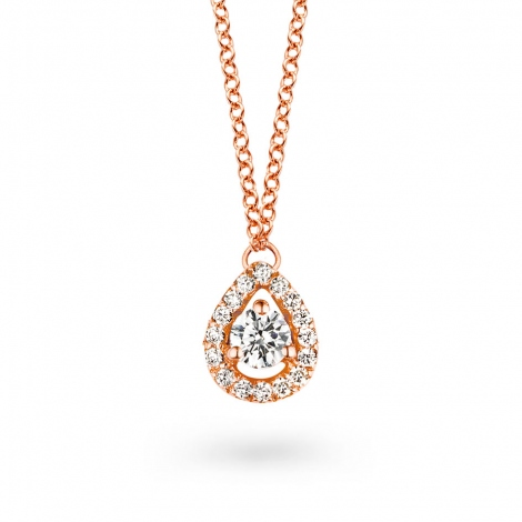 Collier  diamant 0.10 ct One More Salina 050090A