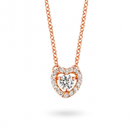 Collier  diamant 0.10 ct One More Salina 051384A