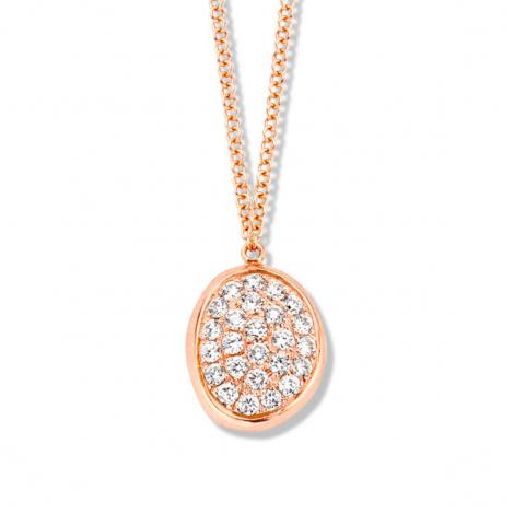 Collier  diamant 0.10 ct One More Vulsini 053922A