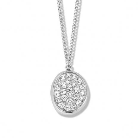 Collier  diamant 0.10 ct One More Vulsini 053967A
