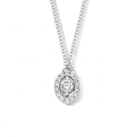 Collier  diamant 0.11 ct One More Salina 062363A