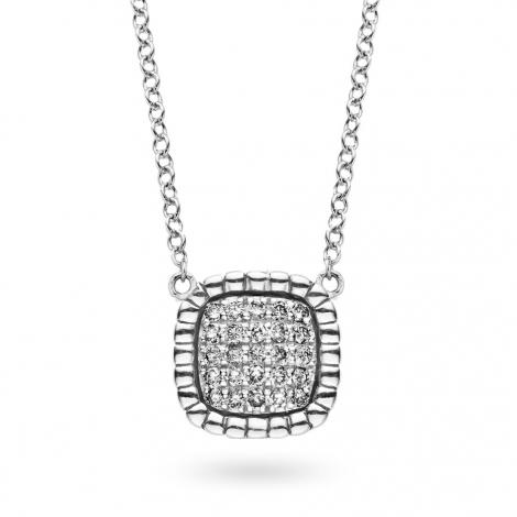 Collier  diamant 0.16 ct One More Cimini 051732A
