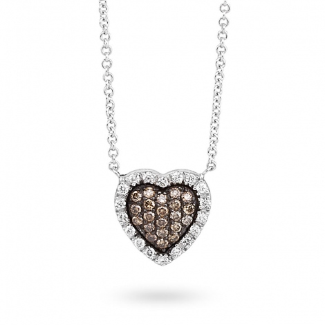 Collier  diamant 0.23 ct One More Cimini 051096A3