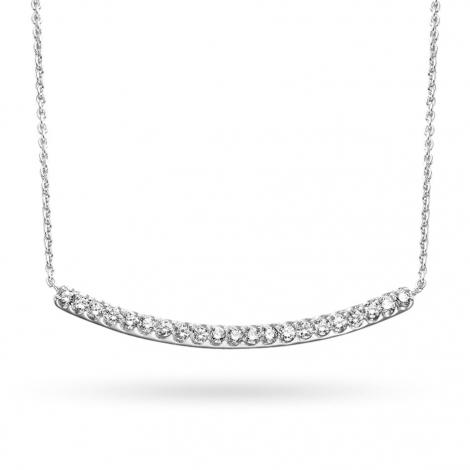 Collier  diamant 0.23 ct One More Ischia 052418A