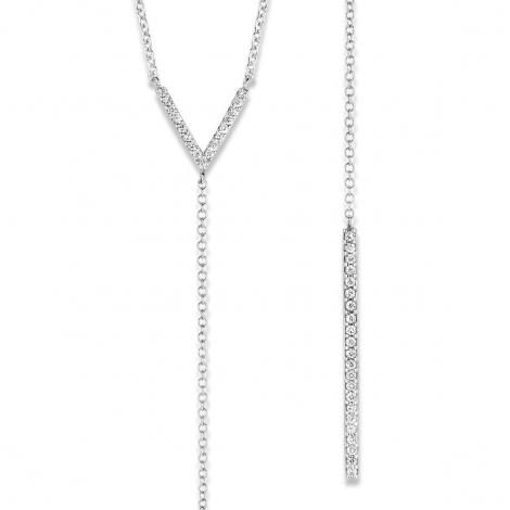 Collier  diamant 0.26 ct One More Ischia 057208A