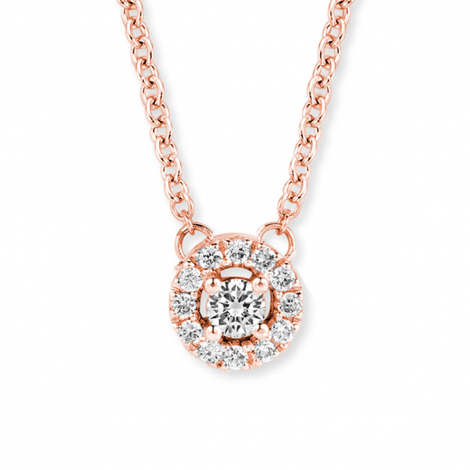 Collier  diamant 0.33 ct One More Salina 92BI45A