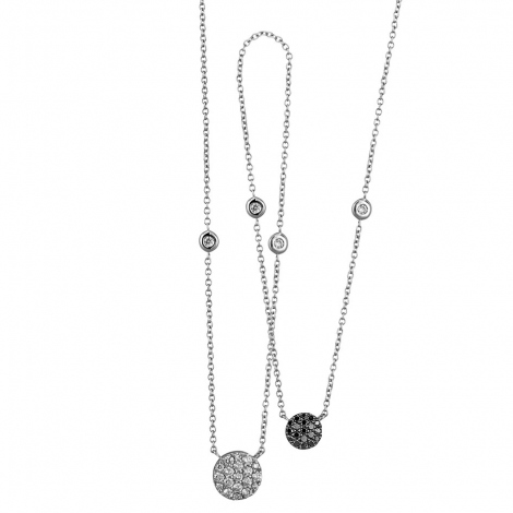 Collier  diamant 0.56 ct One More Eolo 50472-A2