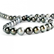 Collier perle Tahiti 8-10 mm Hinarava