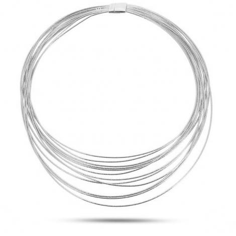 Collier Pesavento DNA Spring Dégré Moyen Rodhié - Alexia - WDNAG036