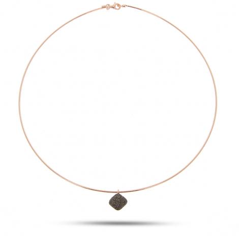 Collier Pesavento DNA Spring Jolie - Bronze - Nolwenn - WDNAG062