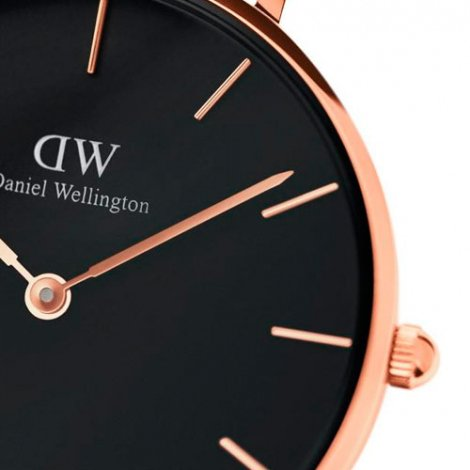 Daniel Wellington Black Petite Cornwall