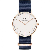 Daniel Wellington Classic Bayswater - 36 mm Blanc - Femme - DW00100279