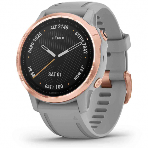 Garmin Fenix 6S Rose Gold 42 mm- 010-02159-21