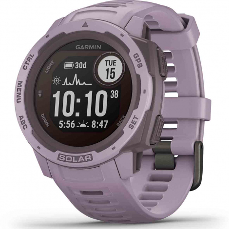 Garmin Instinct® Solar - Orchidée 45 mm- 010-02293-02