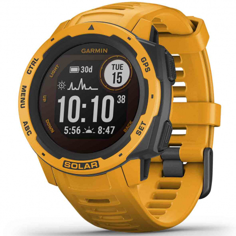 Garmin Instinct® Solar - Sunburst 45 mm- 010-02293-09