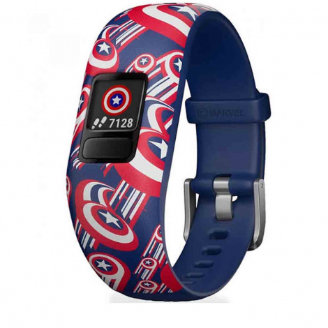 Garmin Vívofit® jr. 2 Captain America - 010-01909-12