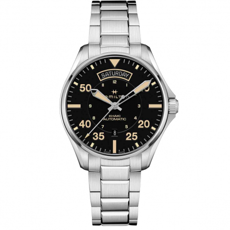 Hamilton Khaki Aviation Day Date Auto 42 mm- H64645131
