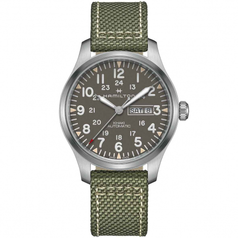 Hamilton Khaki Field Day Date 42 mm- H70535081