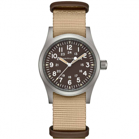 Hamilton Khaki Field Mechanical 38 mm- H69439901