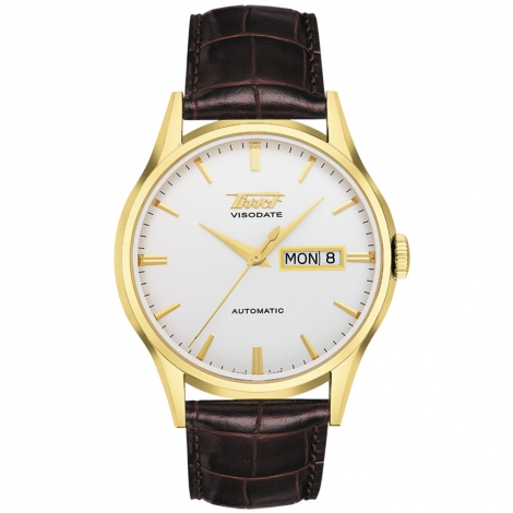 HERITAGE Visiodate automatic - T019.430.36.031.01