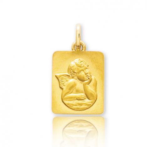 Médaille ange Or Jaune  Alexia - 660002