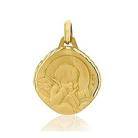 Médaille ange Or Jaune Augis Florence3600024000