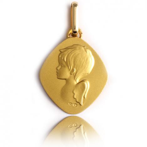 Médaille Ange Or Jaune  Cordélie - XR1449