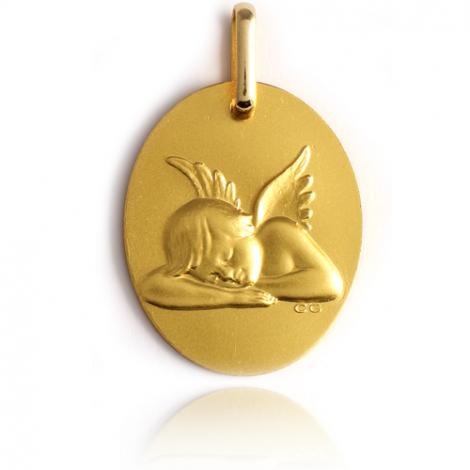Médaille Ange Or Jaune  Débora - XR1382