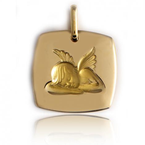 Médaille Ange Or Jaune  Elianna - XR1424