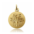 Médaille Arbre de Vie  18 mm Virginie  Martineau -  MDJAV199
