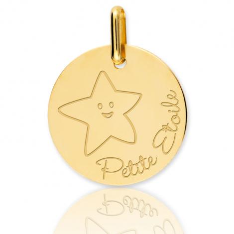 Médaille Etoile Or