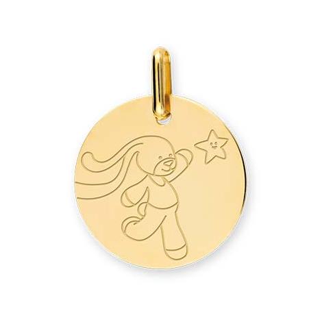 Médaille Lapin
